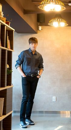 Choi Jin Hyuk reveals his true personality