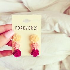 Forever 21 earrings