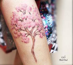 Ipê rosa  // pink Ipê tree