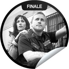 Sons of Anarchy Finale Sticker   GetGlue