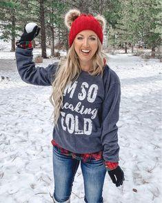 winter apparel bella and canvas TIS THE SEASON women/'s sweatshirt wide neck sweatshirt friggin cold womens apparel