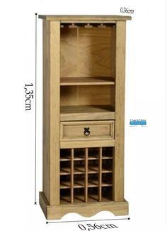 adega;maciça;barzinho,porta vinhos;garrafeiro;rustico