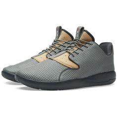 Nike Jordan Brand Nike Jordan Eclipse Leather 'Berlin' ($170) ❤ liked on Polyvore featuring mens