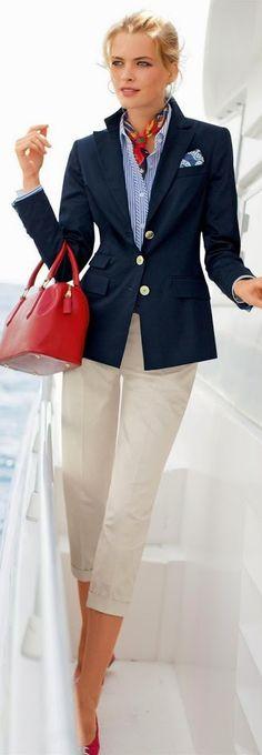 Style Strand Fashion - Elegant sailor style