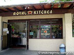 Royal Kitchen in Chinatown (Honolulu, Oahu) ...best baked manapua!!