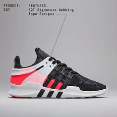 Past carried into the now. The #EQT Support Adv, 91/16 out January 26th.