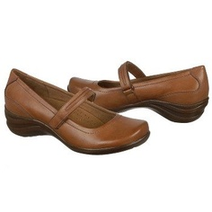 e40cd6df102 Hush Puppies Epic Mary Jane Shoes (Tan Leather) - Women s Shoes - 9.0 W