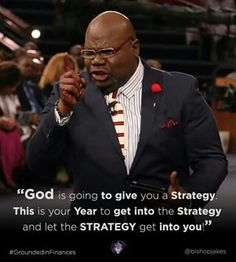 Quote from Bishop T.D.Jakes. True Quotes, Best Quotes, Awesome Quotes, Td Jakes Quotes, Bishop Jakes, Praise And Worship, Sunday Worship, Wisdom Scripture, You Are The Greatest