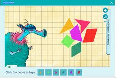 Geometry - Analyzing shapes for grade 5