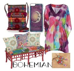 """""""BOHEMIAN"""" by joeyrenae ❤ liked on Polyvore featuring Alice + Olivia, Zero Gravity and TOMS"""
