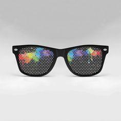 """Eyepster"" Paintball Wayfarer, now featured on Fab. LOVE LOVE LOVE!"