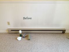 A Quick Update for Baseboard Heaters |