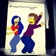 """#ThrowbackThursday? D'ohk! #Homer #Simpson #Throwback #Homerization"""