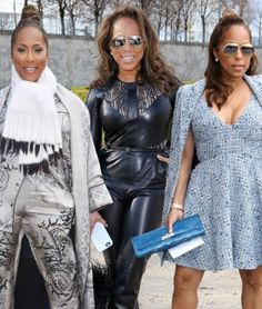 From New York to Paris Fashion Week, fashion diva extrodinaire Marjorie Harvey has done it again! See how she slayed everywhere she sashayed.