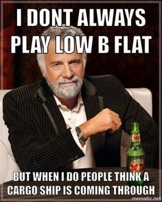low b flat is my favourite note :-)