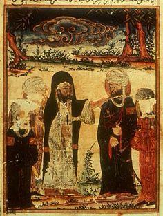 Sünnîlerin halifelikle ilgili görüşleri  Ehl-i Sünnet i'tikadının mensupları Şiîlerin Ali bin Ebî Tâlib'in bütün Ümmet-i Muhammed'e üstün olduğu ve ilk halife olması gerektiği iddiasını reddeder.