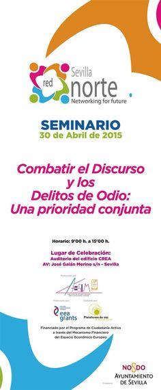 Seminario sobre Delitos de odio Sevilla 30 de abril