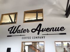 Good News Spilling Out of Portland's Water Avenue Coffee