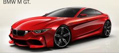 Up coming BMW M GT