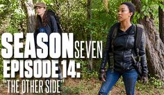 THE WALKING DEAD SEASON 7 EPISODE 14: RECAP & DISCUSSION 'THE OTHER SIDE' - Will their mission work? Read More [...] | The Walking Dead from Skybound