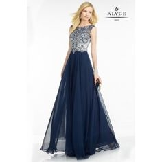 Black Label | Formal Dress Style #5741