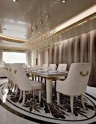 Modern Luxury Dining Room Sets Italian Furniture for Exclusive and Modern Design Dining Room Walls, Dining Room Lighting, Dining Room Furniture, Dining Chairs, Room Chairs, Dining Decor, Office Chairs, Dining Area, Elegant Dining Room