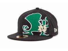 New Era 59FIFTY: NCAA Alias Cap- ND