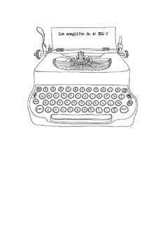 Anaglifos de 4º ESO C  Composiciones poéticas vanguardistas de los alumnos de 4º ESO C no bilingüe del IES Jaroso
