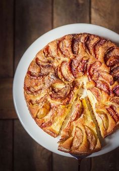 Fun Desserts, Awesome Desserts, Apple Pie, French Toast, Bacon, Food And Drink, Sweets, Breakfast, Recipes