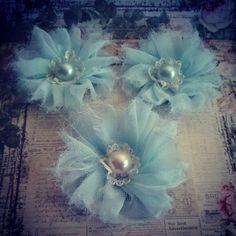 Chiffon Flower created by Bona Rivera-Tran.