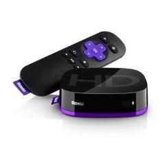 Roku HD Streaming Player - I do, I really do love my Roku.