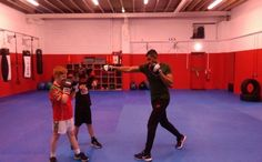 Next Level Fitness Gym in Cork City Kids Boxing