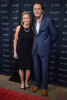 Christian singer/songwriter Michael W. Smith and wife, Debbie married in 1981- 32 years