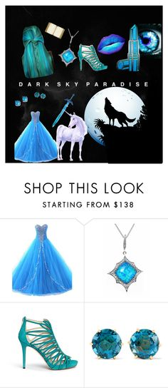 """moon"" by teenwolfstilinski on Polyvore featuring Stephen Webster, Jimmy Choo en Ippolita"