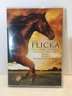 Flicka The Ultimate Collection Flicka Flicka 2 Flicka Country Pride | eBay