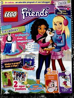 www.journaux.fr - Lego Friends