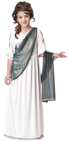 Greek Goddess Costume Ideas Homemade