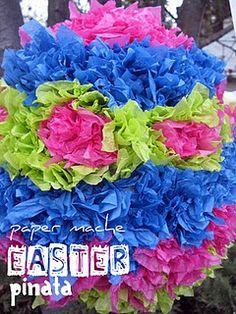 Easter pinata