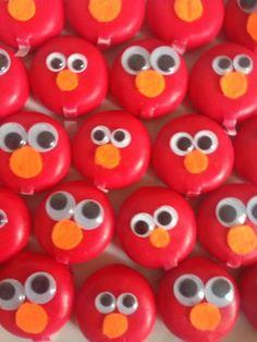 Gezonde traktaties; voorbeelden van suikervrij tot fruit - Mamaliefde.nl Healthy Snacks For Kids, Healthy Treats, Elmo, Babybel Cheese, Cheese Art, Birthday Snacks, Sesame Street Birthday, Special Recipes, Diy For Kids