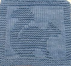 Supplies Wanted: Straight knitting needles, dimension US 7 Cotton Medium/Worsted Weight yarn yards] In any colour you select. Knitted Squares Pattern, Knitting Squares, Dishcloth Knitting Patterns, Knit Dishcloth, Loom Knitting, Knitting Stitches, Knitting Needles, Baby Knitting, Crochet Patterns