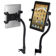 Digitl Robust 360° Samsung Galaxy Tab 2 / 3 / 4 and S2 10.1 Inch Tablets w/ Adjustable Seat Bolt Car Mount Vehicle Hands-Free Tablet Holder