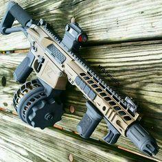 AR10 .308 SBR
