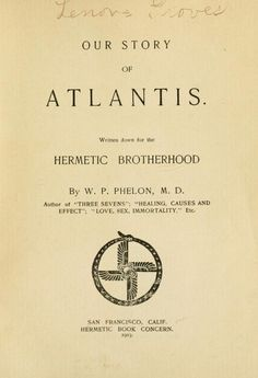 Occult Chicago: Hermetic Brotherhood of Light, the Hermetic Brotherhood of Luxor, the OTO and Chicago Atlantis, Books To Read, My Books, Magick Book, Witchcraft, Occult Books, Black History Books, Alchemy Symbols, Cool Books