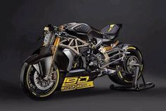 rainbow in your eyes | rhubarbes: Ducati XDiavel Concept via CUSTOMBIKE...