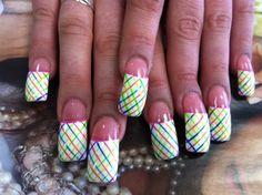 Summer Fun by passionfornails - Nail Art Gallery nailartgallery.nailsmag.com by Nails Magazine www.nailsmag.com #nailart