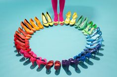 Pick your favorite vibrant color to add to your outfit!