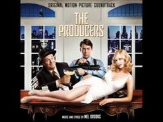 ▶ The Producers Soundtrack - 04 I Wanna Be a Producer - YouTube. So lucky to have seen this on Broadway, amazing show.