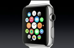 De Apple Watch heeft een iets kleiner scherm in een nieuwe introductievideo van Apple op YouTube. De interface is ook aangepast.