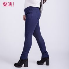 Cheap Pants & Capris on Sale at Bargain Price, Buy Quality Pants & Capris from China Pants & Capris Suppliers at Aliexpress.com:1,Style:Casual 2,Pant Style:Pencil Pants 3,Decoration:Pockets,None 4,weight:201g / m2 ( bearing ) - 250g / m2 ( bearing ) 5,Pattern Type:Solid