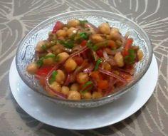 Ângela Bastos: Salada de Grão de Bico